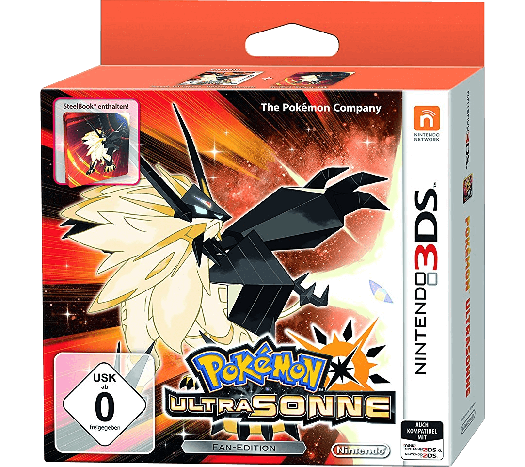 Pokémon Ultrasonne - Fan-Edition