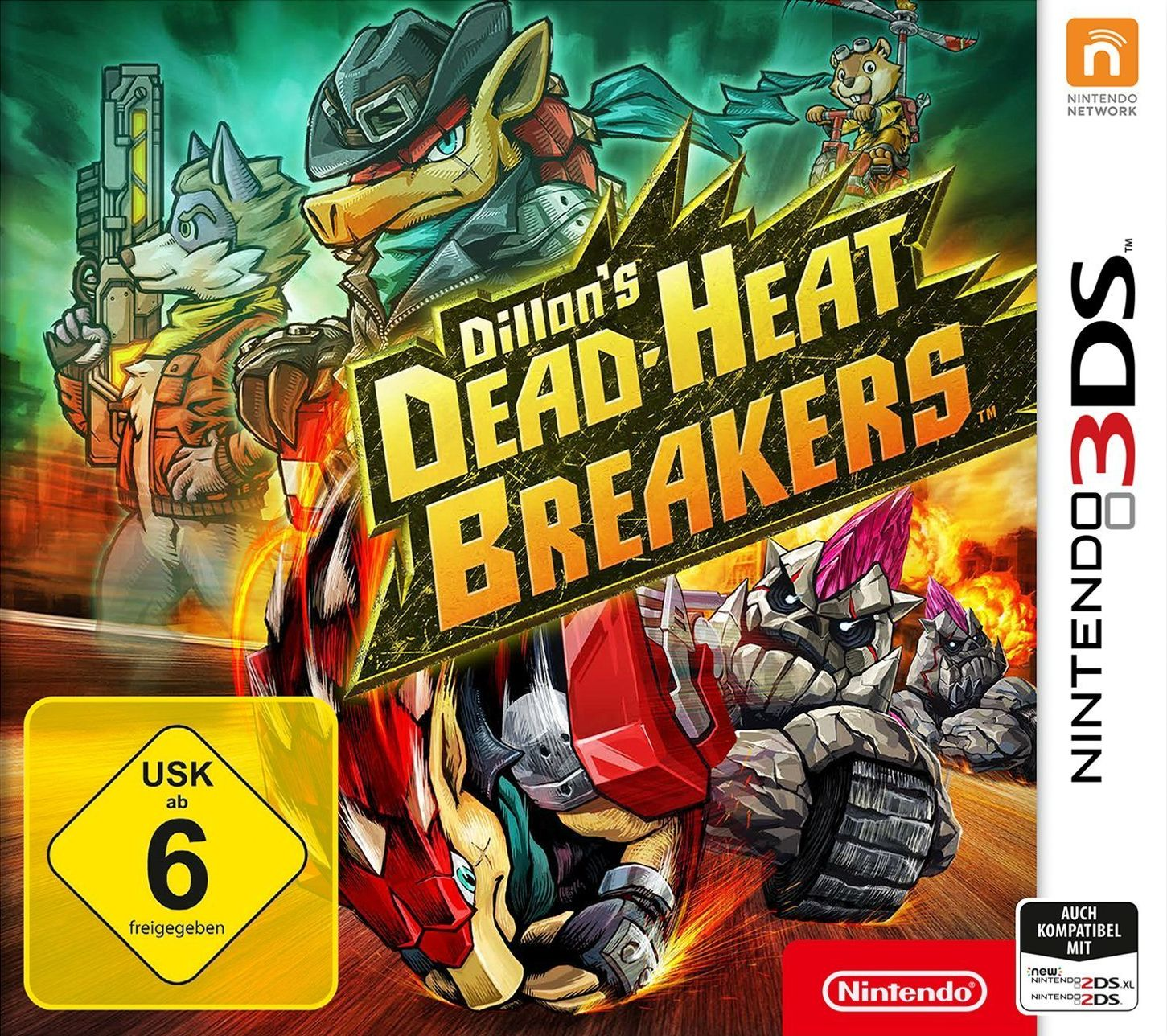 Dillon´s Dead-Heat Breakers