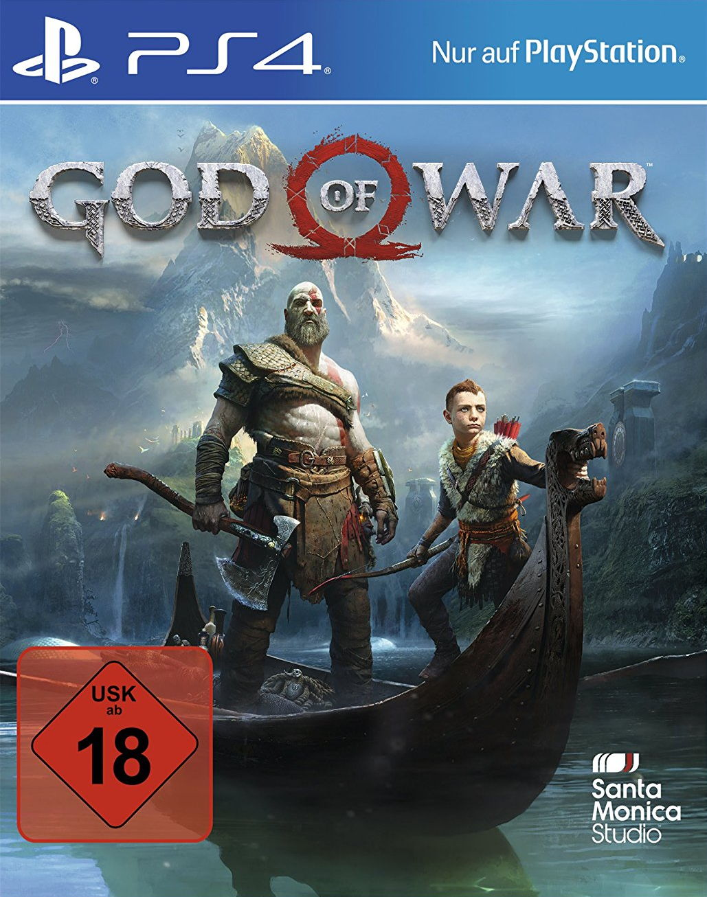 God of War (2018) - DayOne Edition