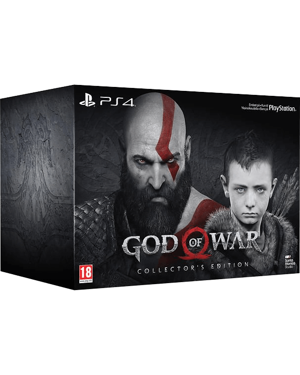 God of War (2018) - Collector´s Edition [Import]