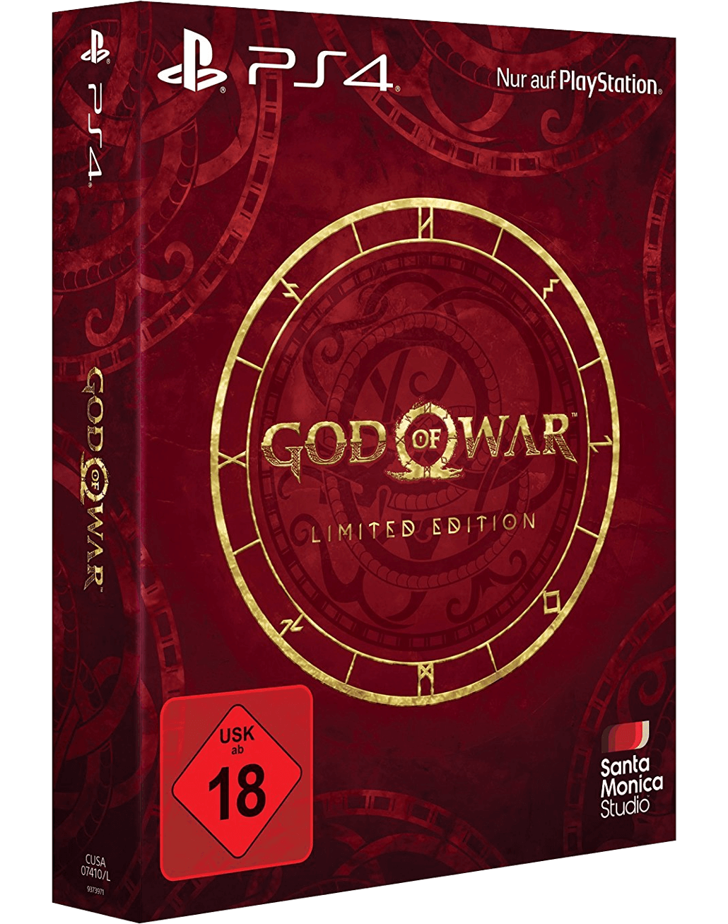 God of War (2018) - Limited Edition