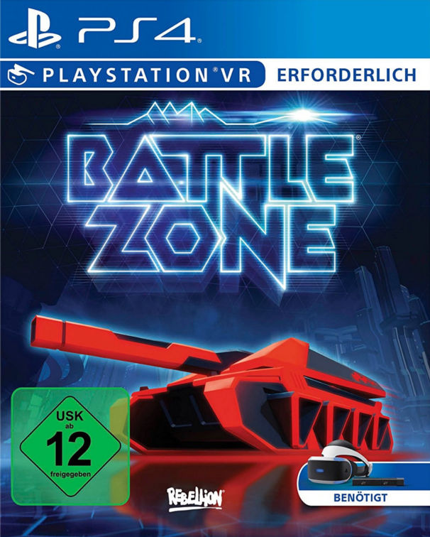 Battlezone (PlayStation VR only)