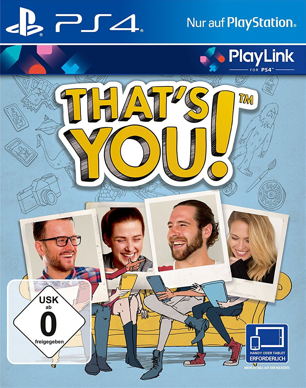 That´s you! (PlayLink)