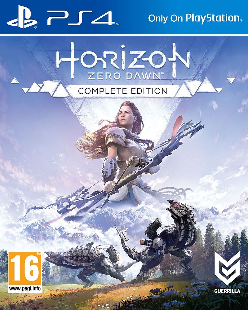 Horizon Zero Dawn - Complete Edition [AT-PEGI]