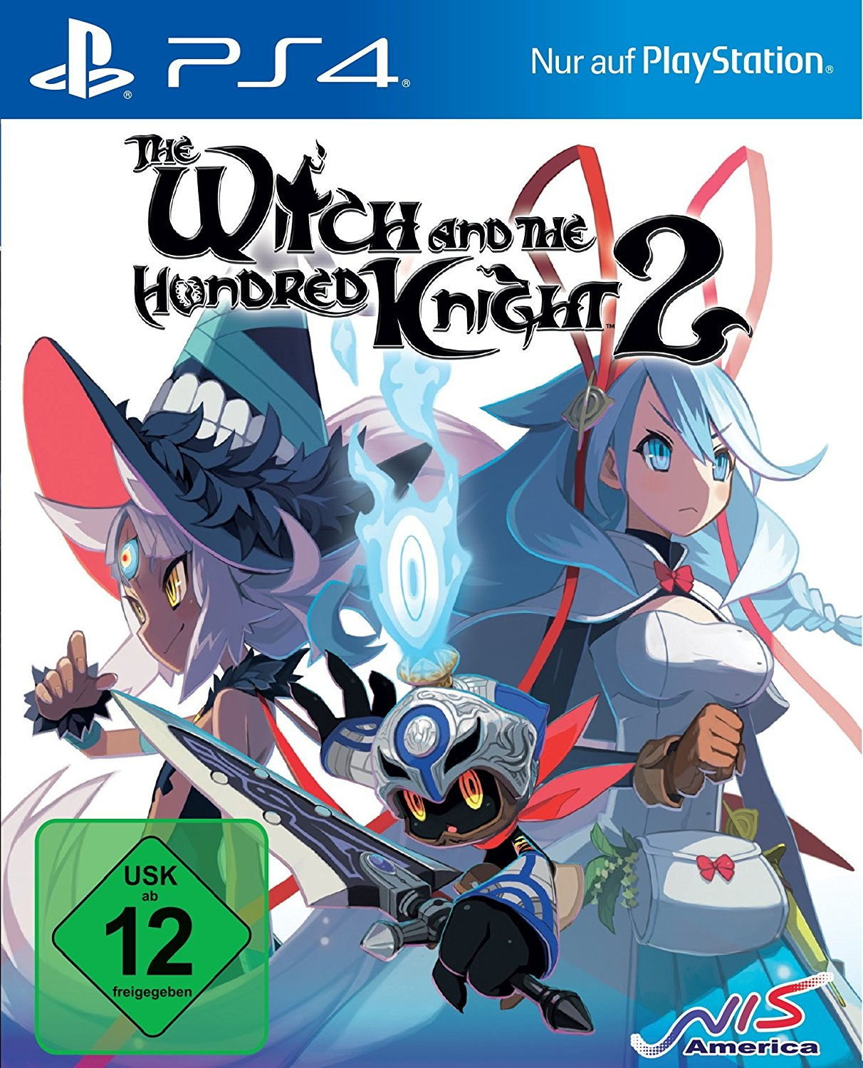 The Witch and the Hundred Knight 2