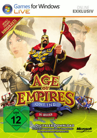 Age of Empires Online: Griechische Zivilisation
