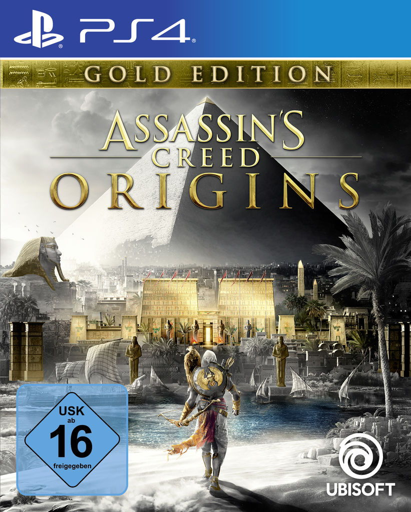 Assassin´s Creed Origins - Gold Edition