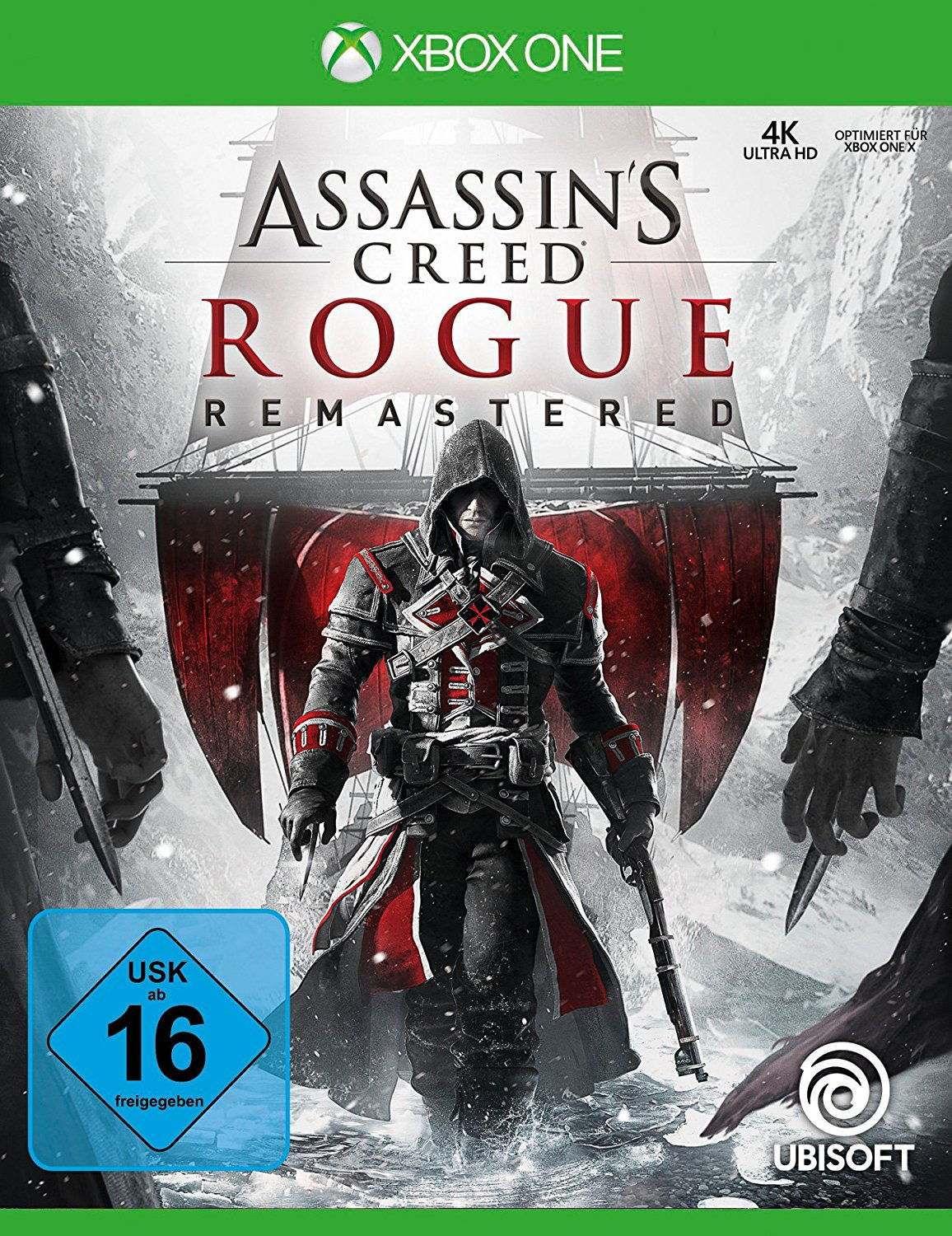 Assassin´s Creed Rogue - Remastered