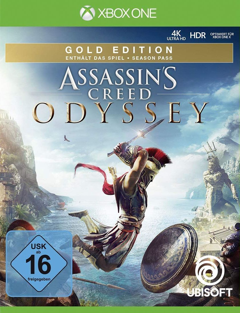 Assassin´s Creed Odyssey - Gold Edition