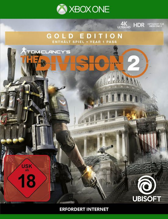 Tom Clancy´s The Division 2 - Gold Edition