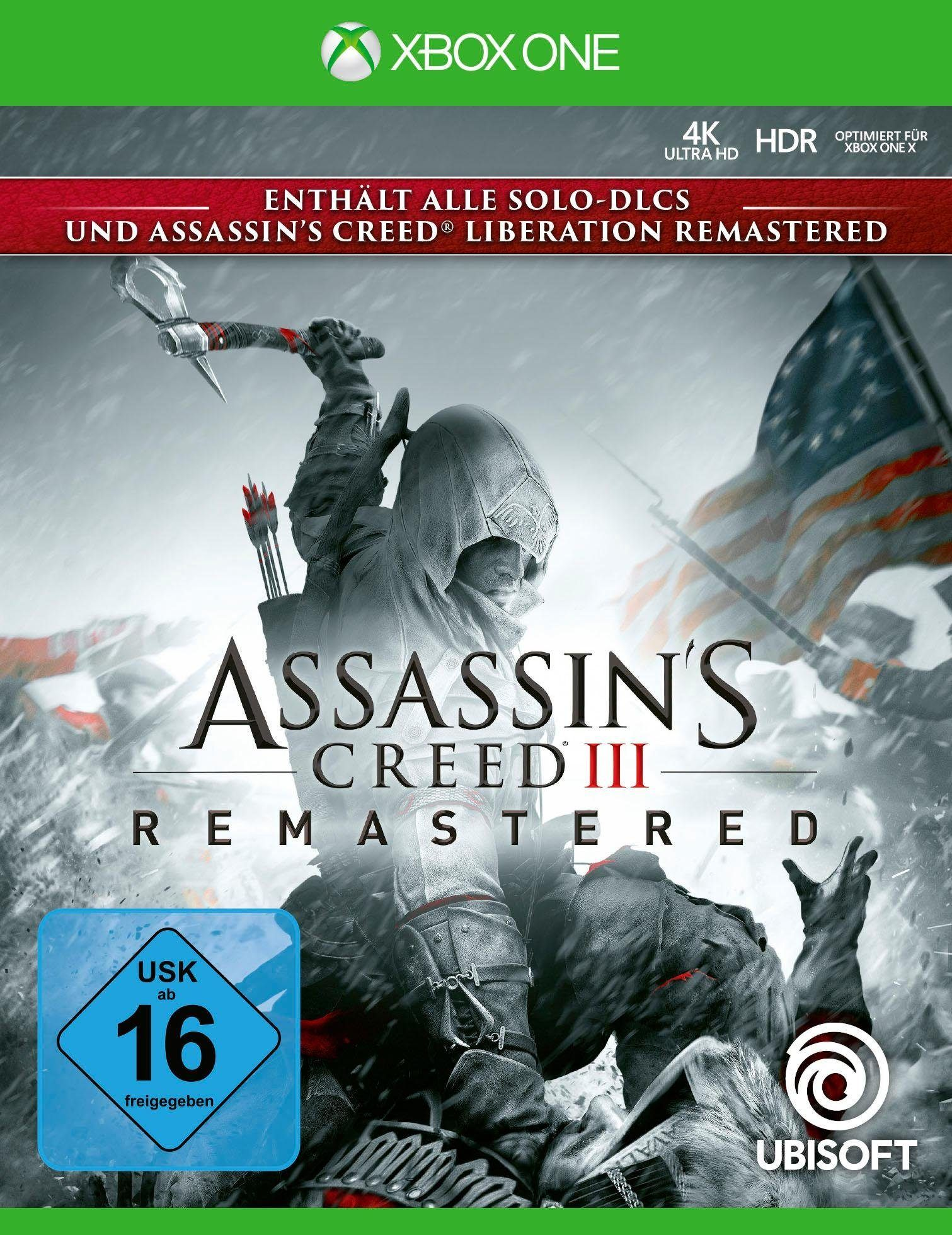 Assassin´s Creed 3 - Remastered
