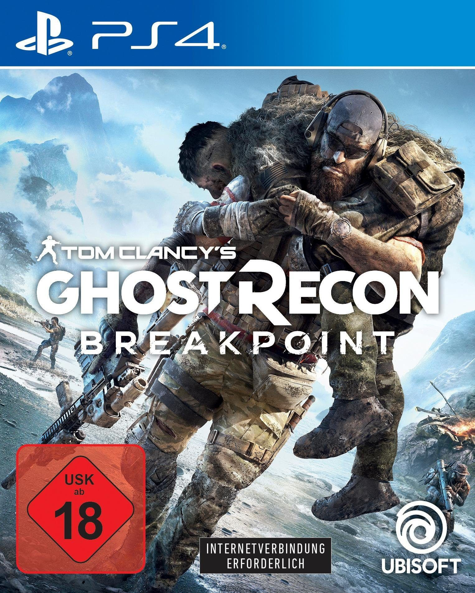 Tom Clancy´s Ghost Recon: Breakpoint