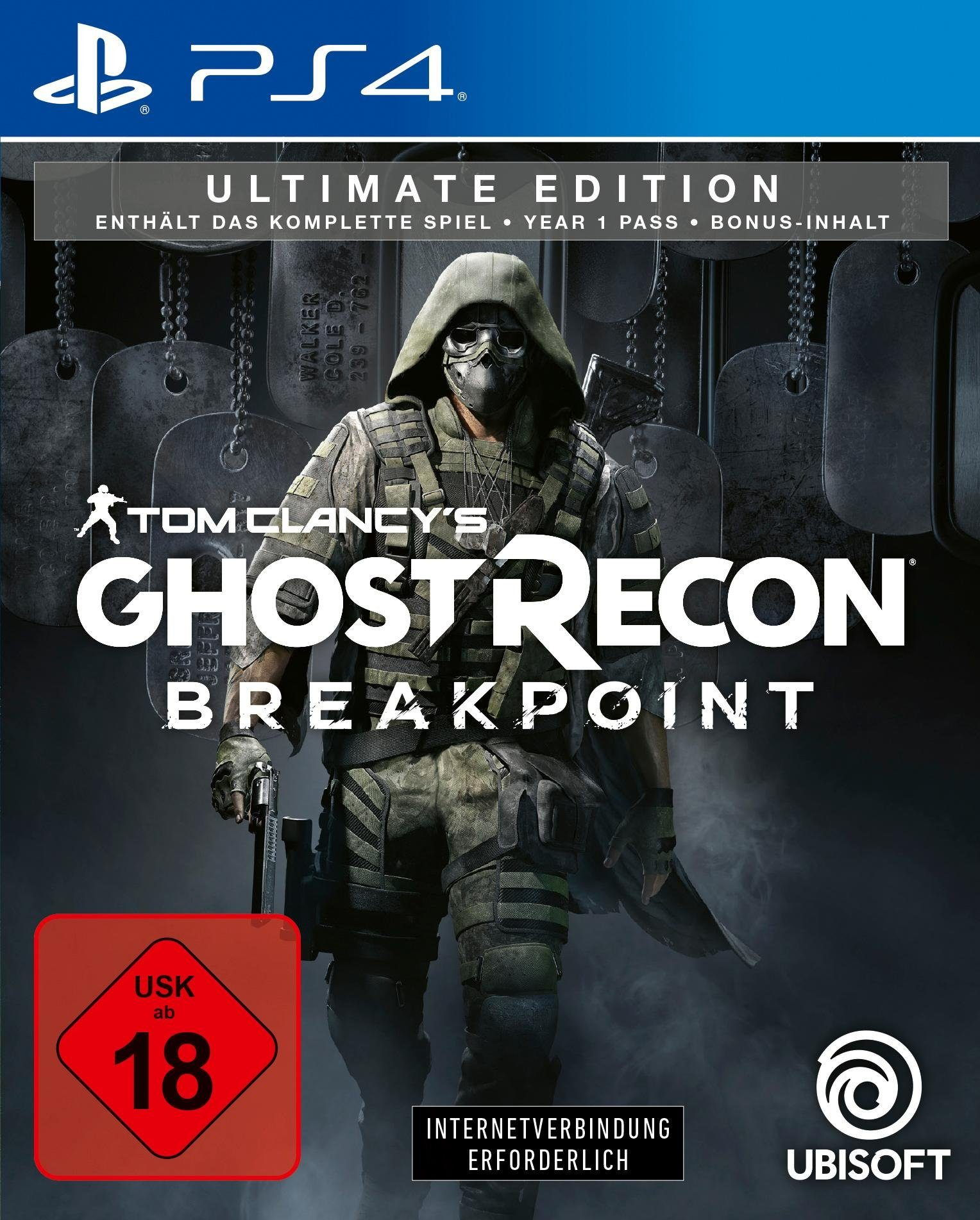 Tom Clancys Ghost Recon: Breakpoint - Ultimate Edition