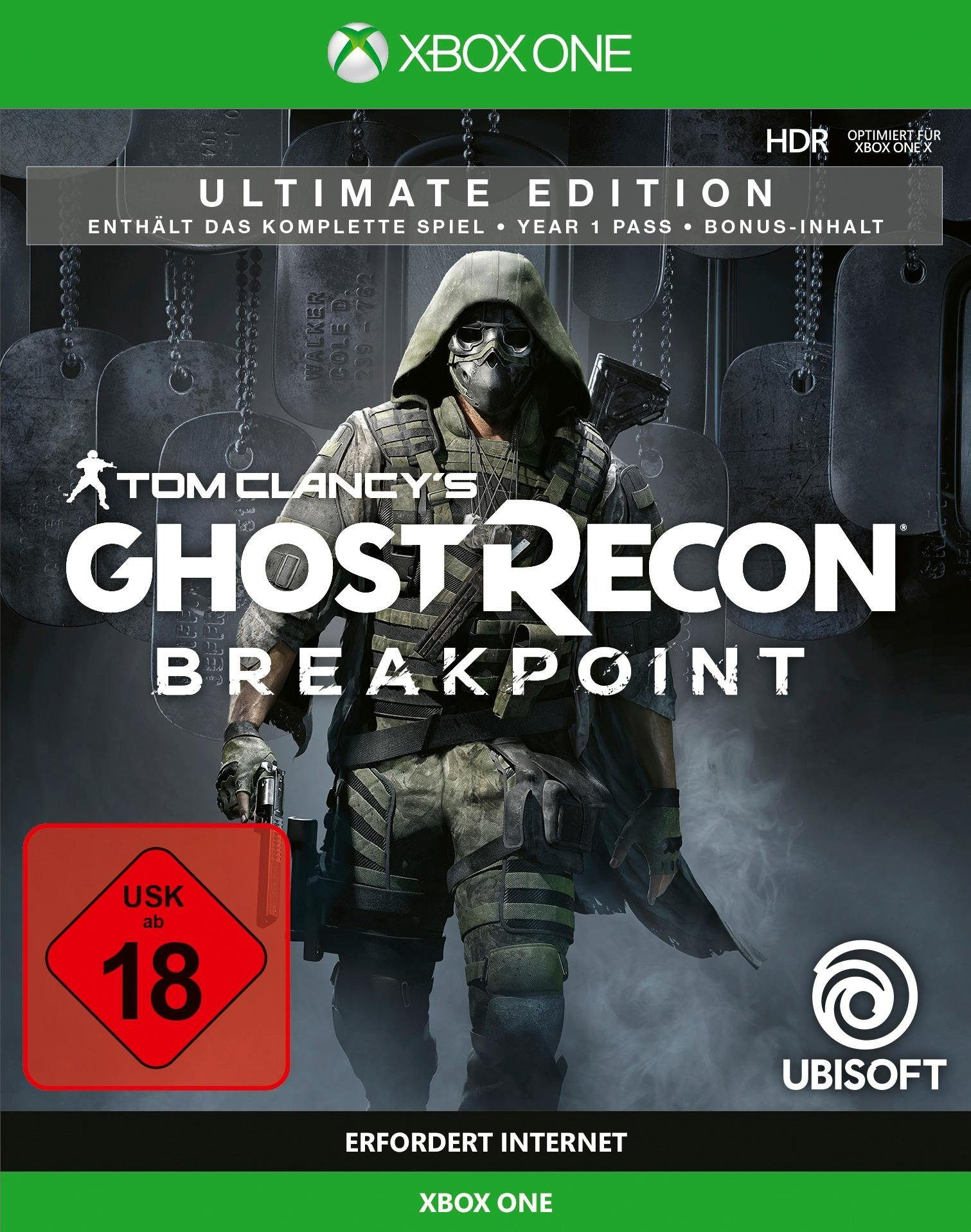 Tom Clancy´s Ghost Recon: Breakpoint - Ultimate Edition