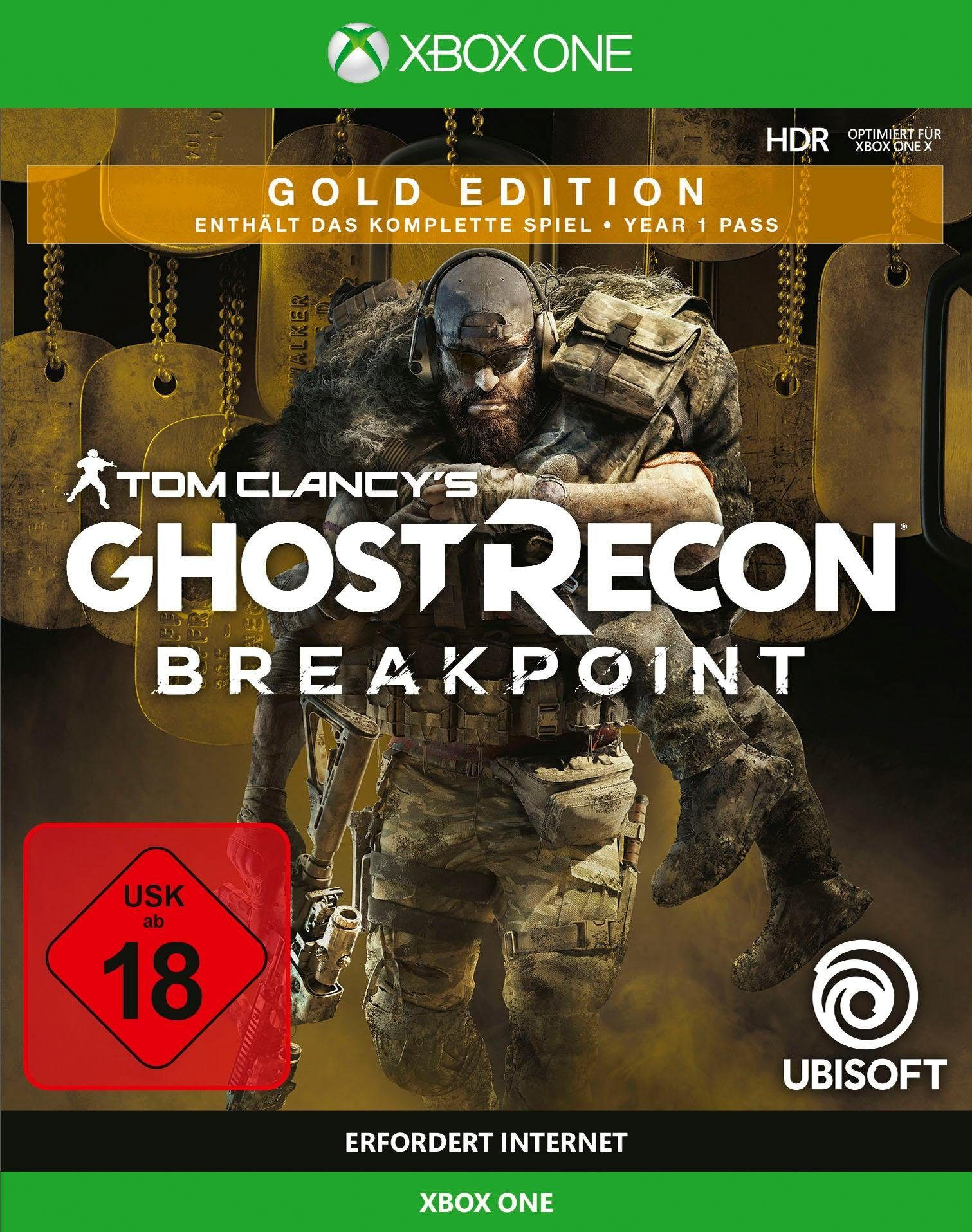 Tom Clancy´s Ghost Recon: Breakpoint - Gold Edition