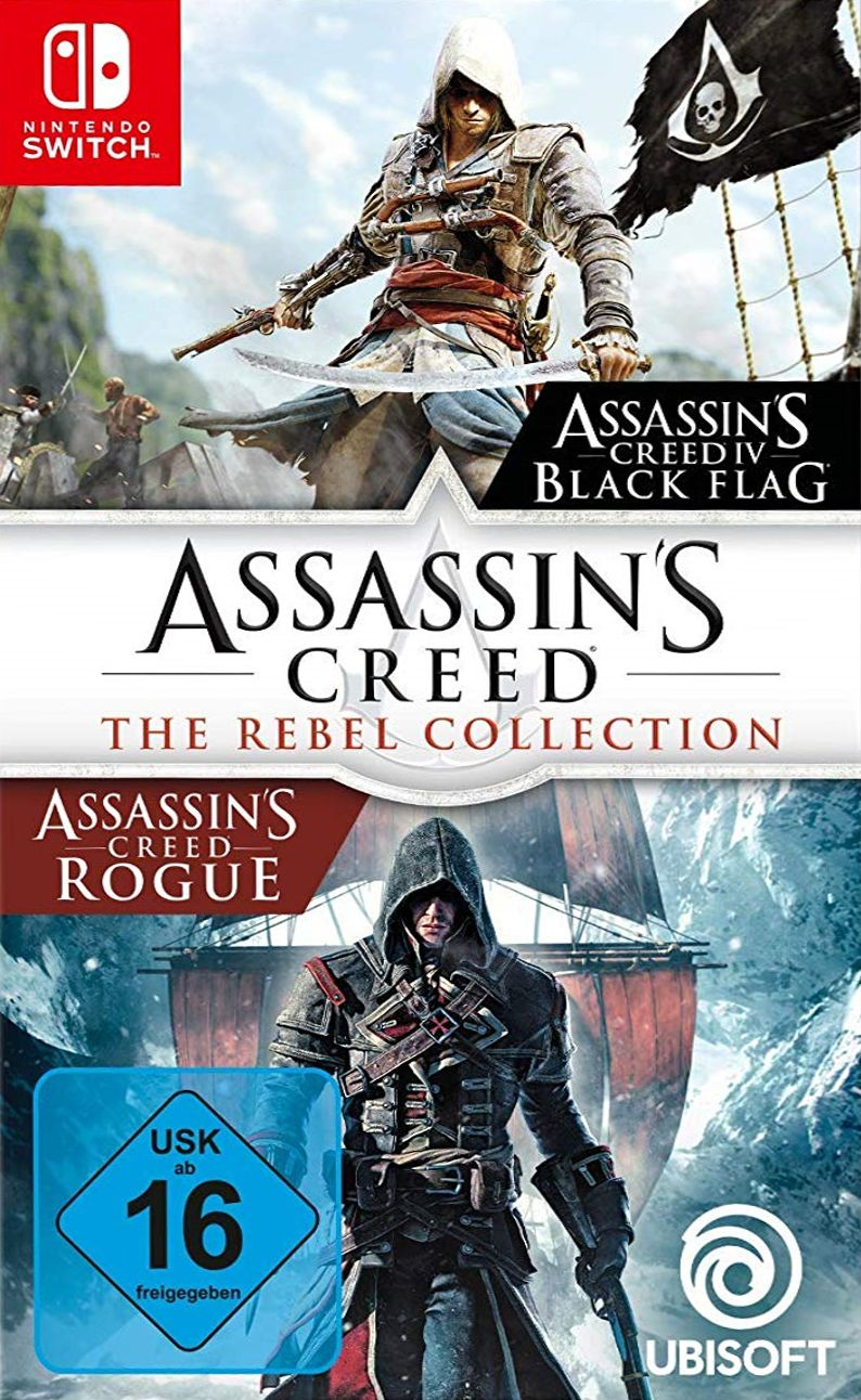 Assassin´s Creed - The Rebel Collection