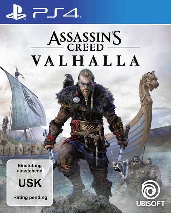 Assassin´s Creed Valhalla - PS4