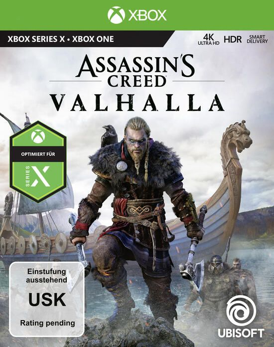 Assassin´s Creed Valhalla - XBO