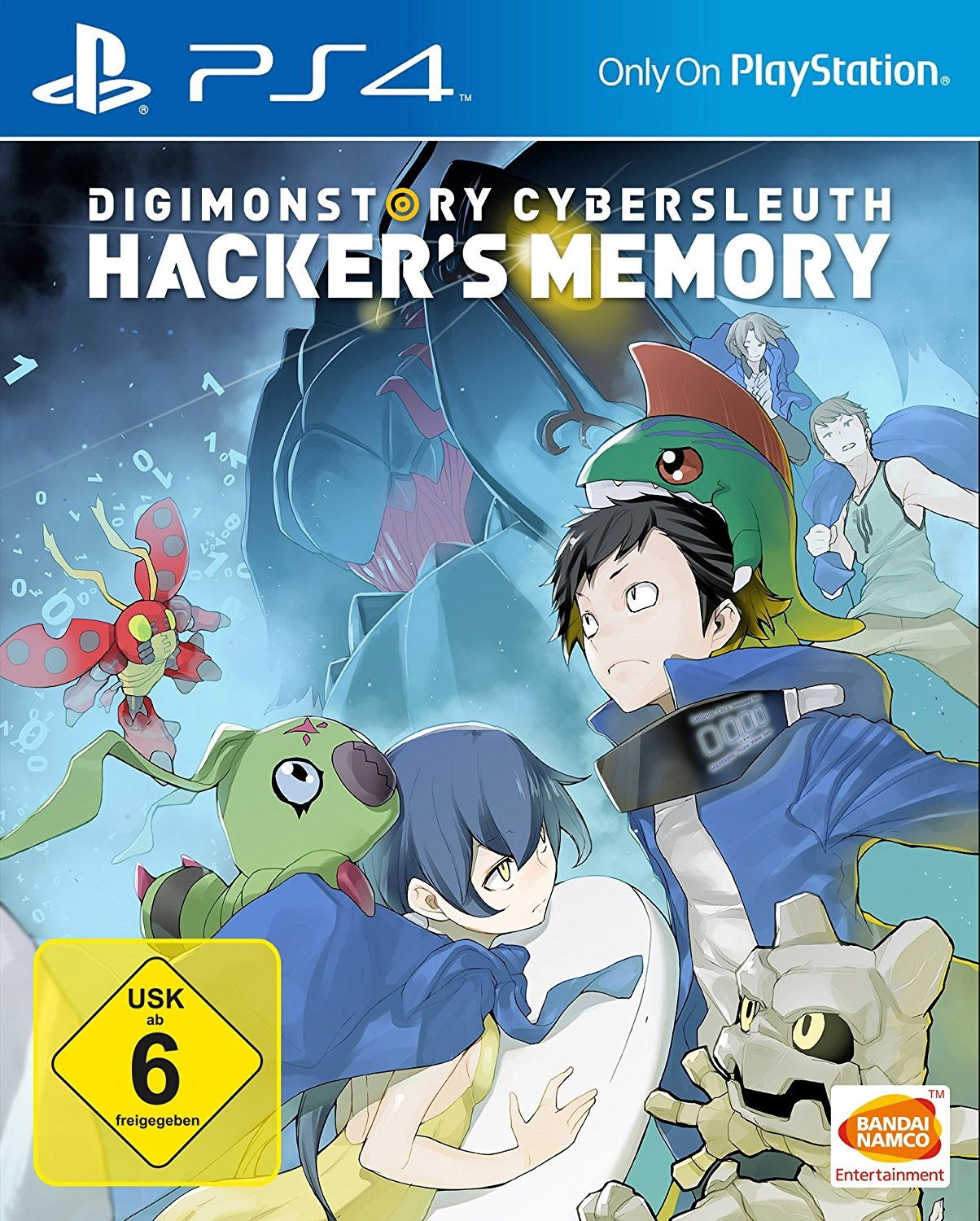 Digimon Story: Cyber Sleuth Hacker´s Memory