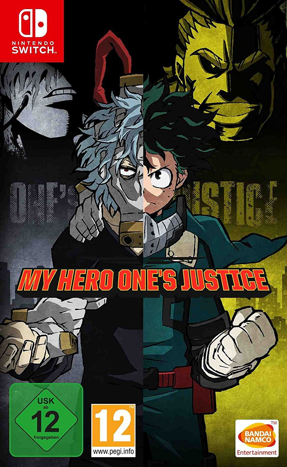 My Hero One´s Justice