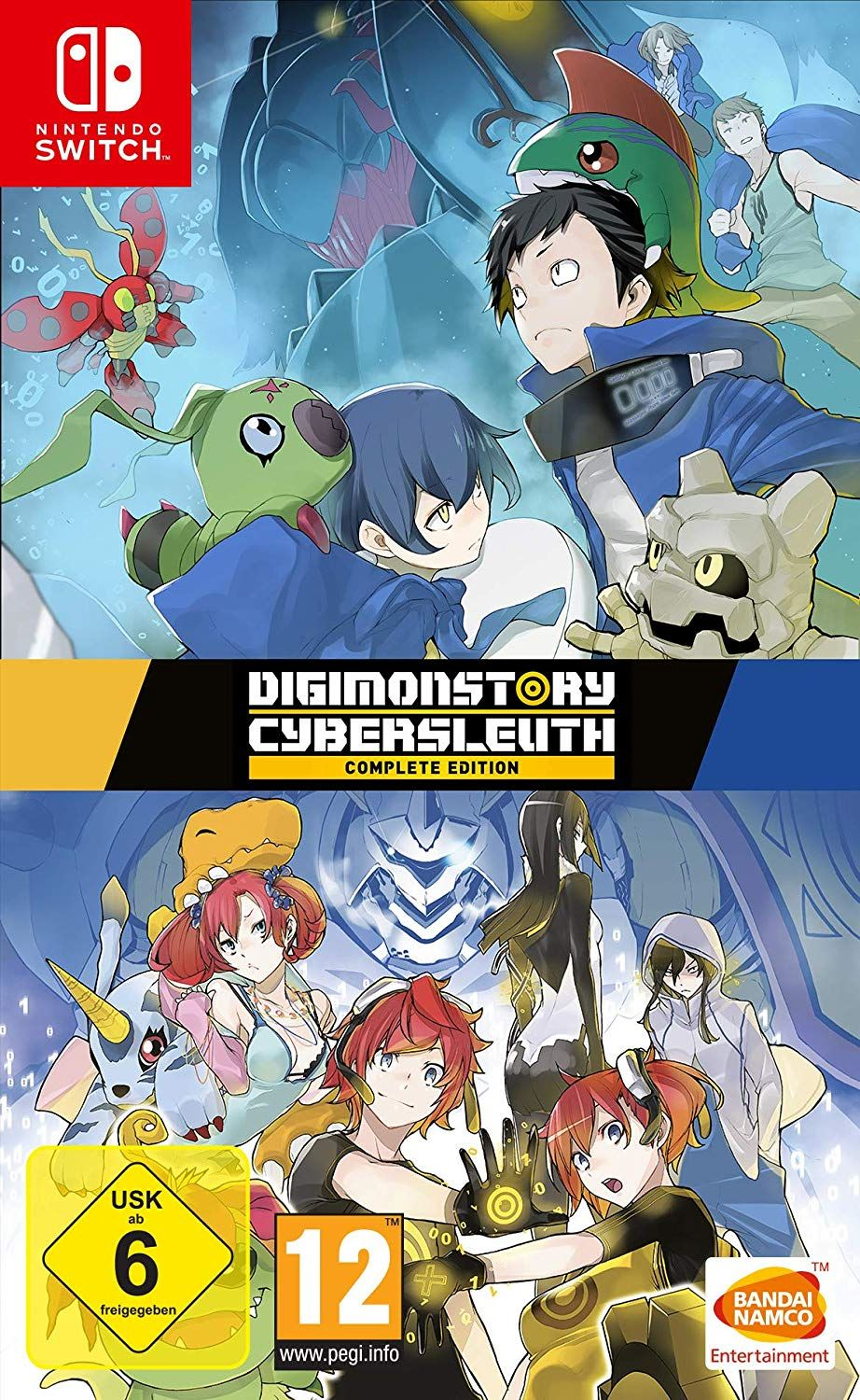 Digimon Story: Cyber Sleuth- Complete Edition