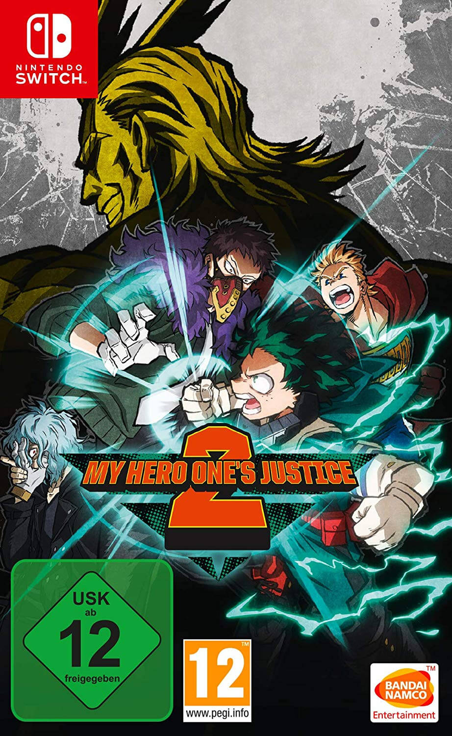 My Hero One´s Justice 2