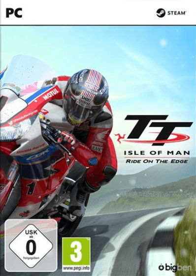 TT Isle of Man: Ride on the Edge