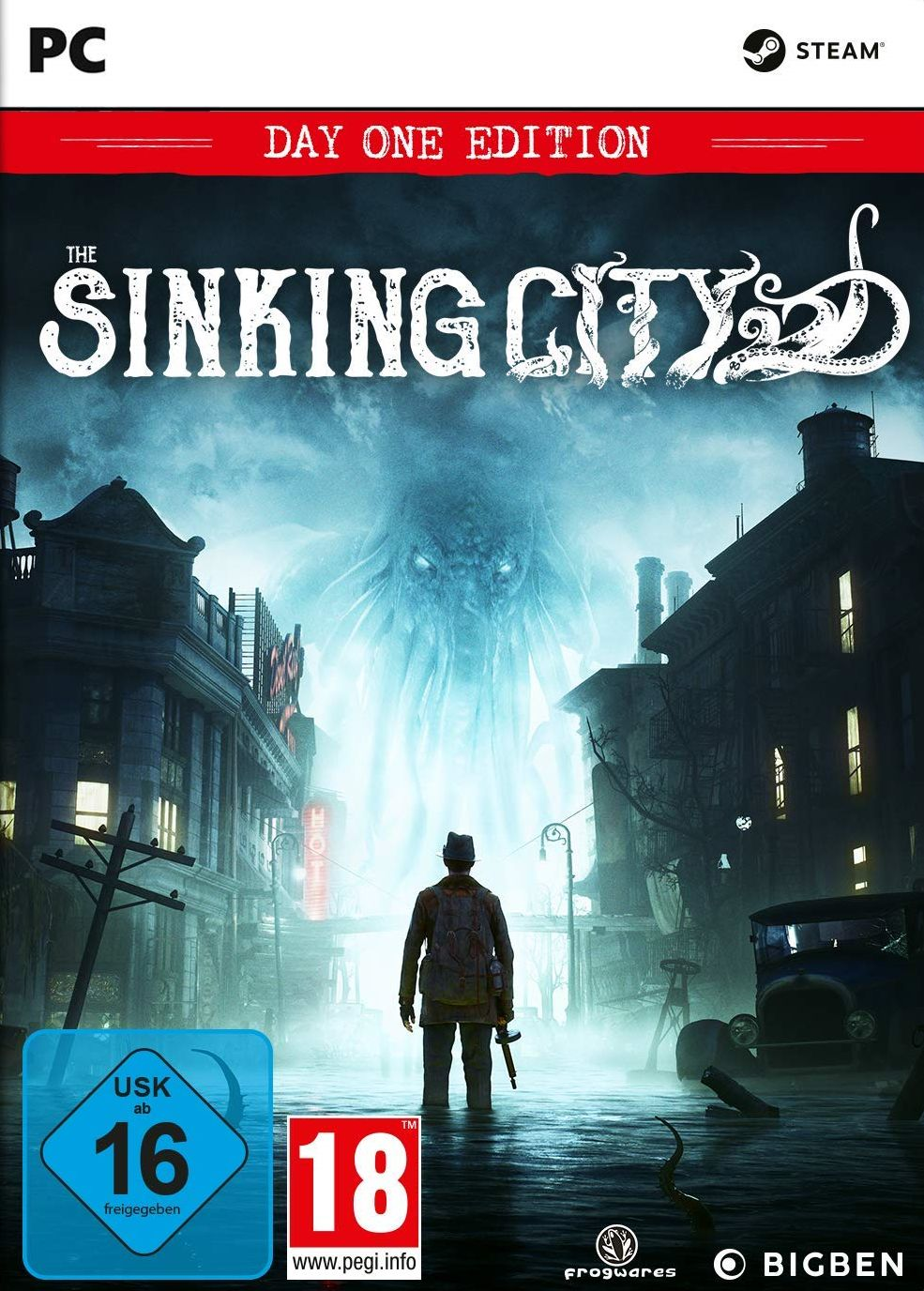The Sinking City - Limited DayOne Edition