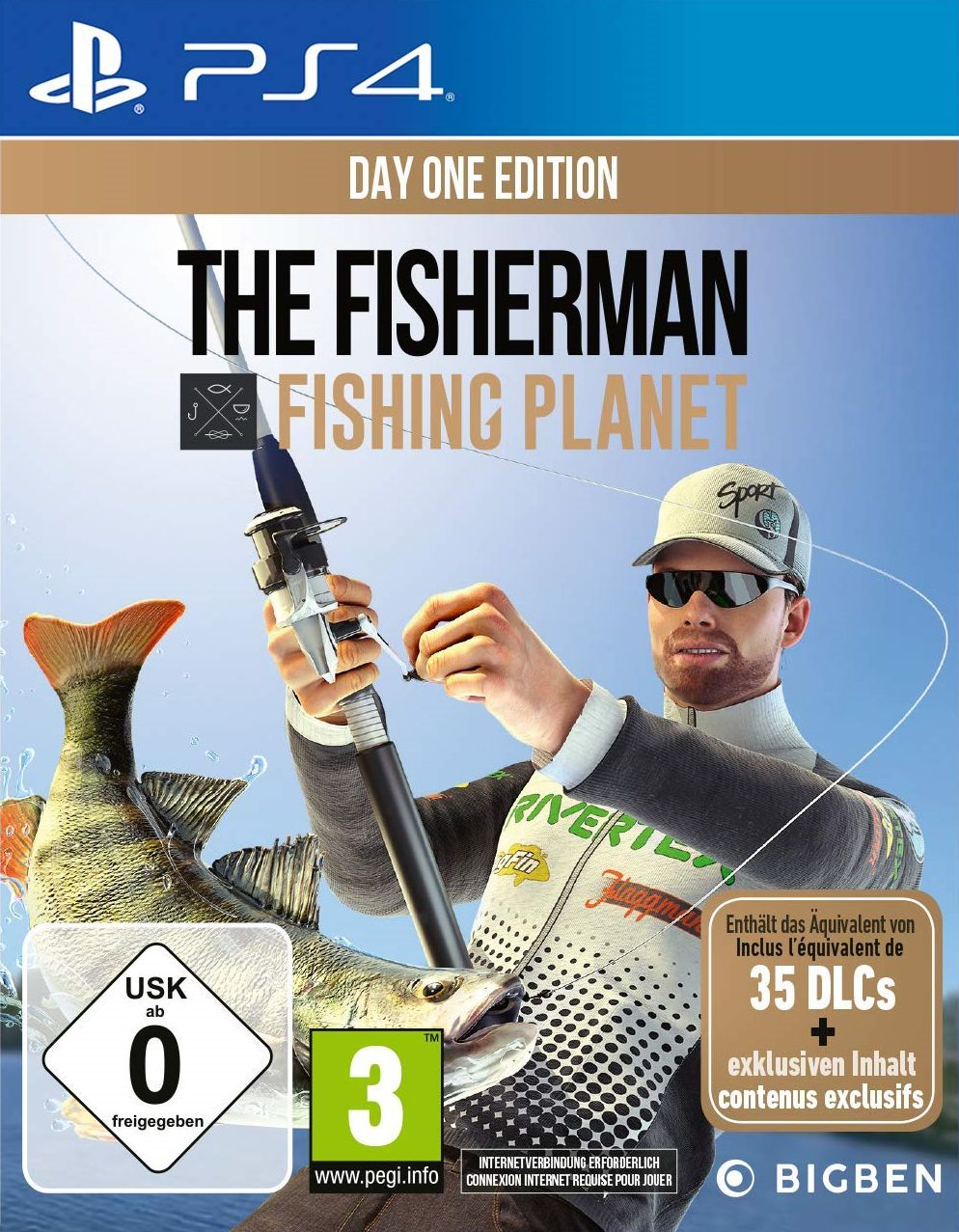 The Fisherman: Fishing Planet - DayOne Edition