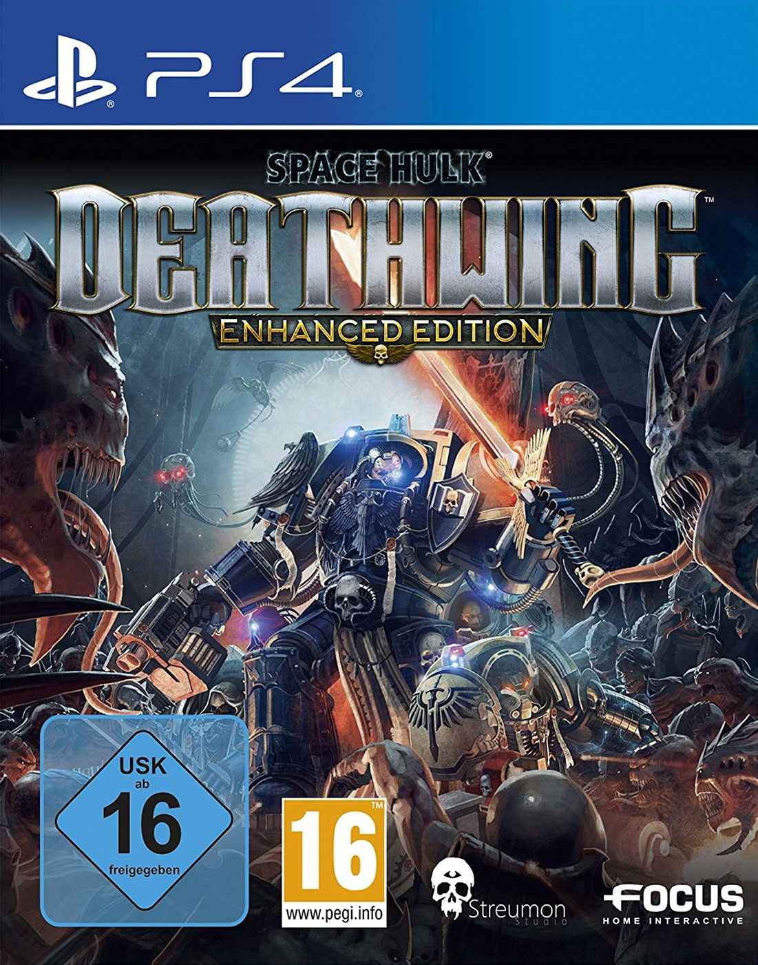 Deathwing: Space Hulk - Enhanced Edition