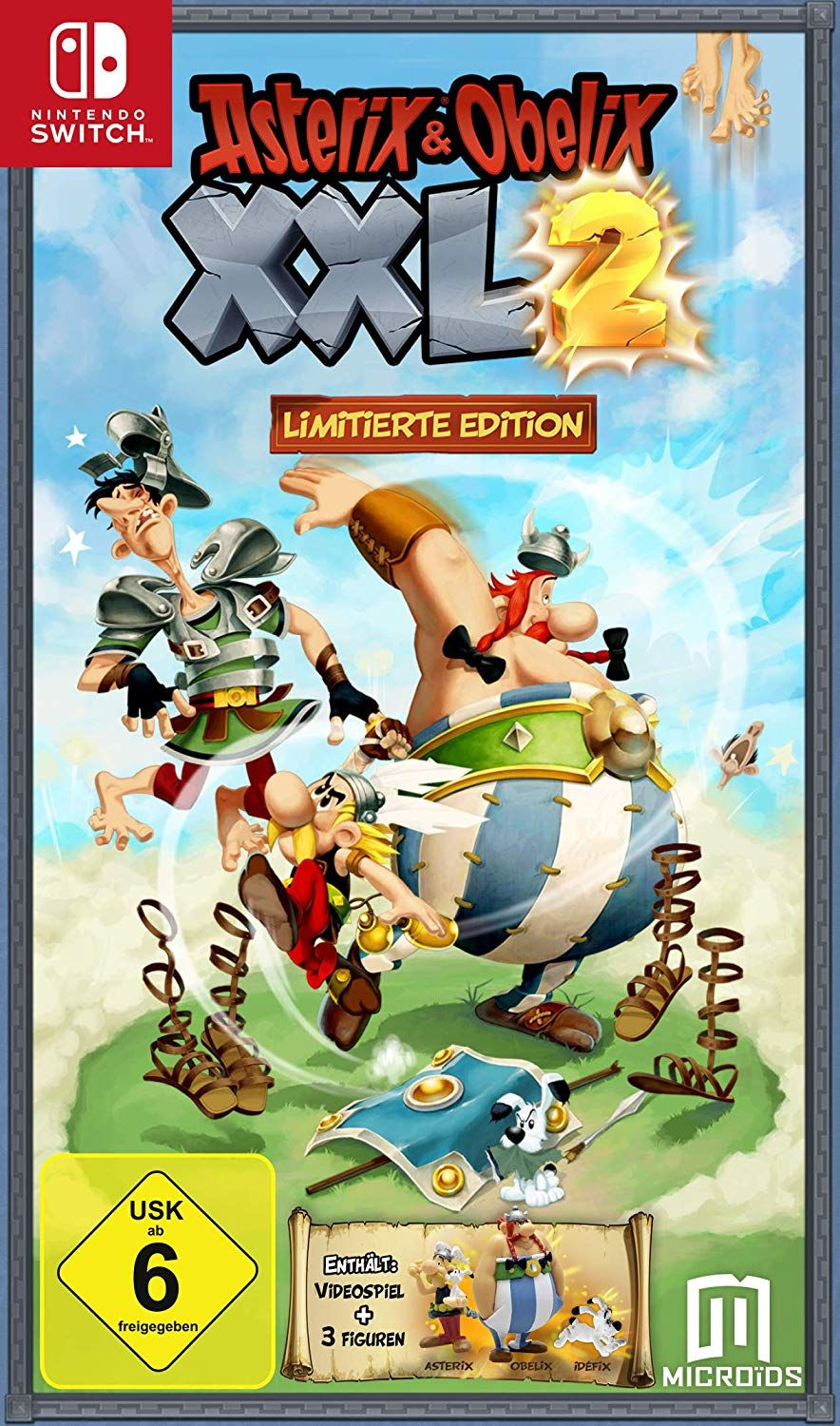 Asterix & Obelix XXL2 - Limited Edition