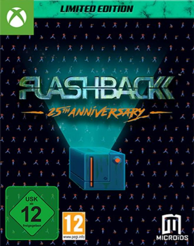 Flashback - 25th Anniversary - Limited Edition