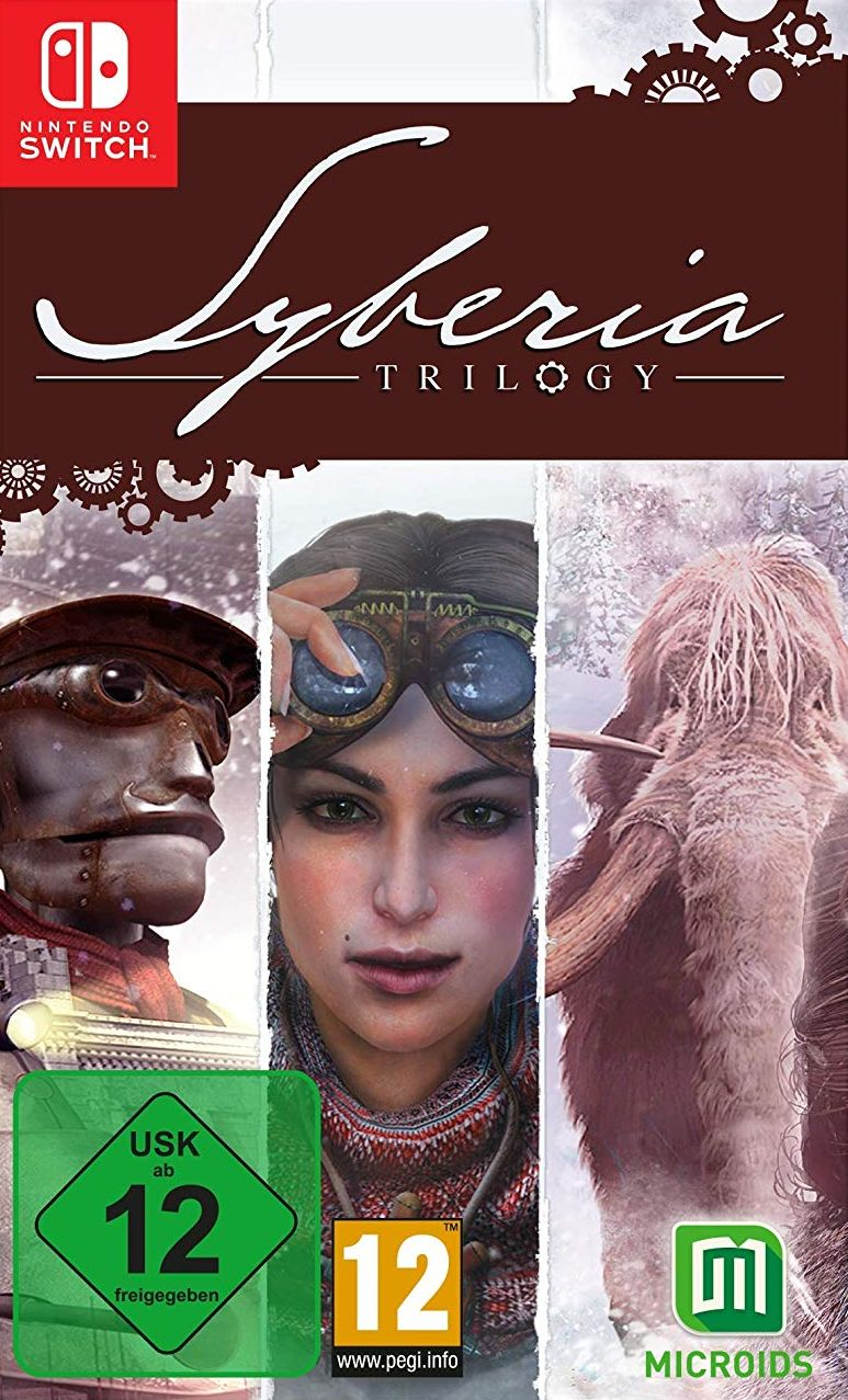 Syberia Trilogy - Definitive Edition