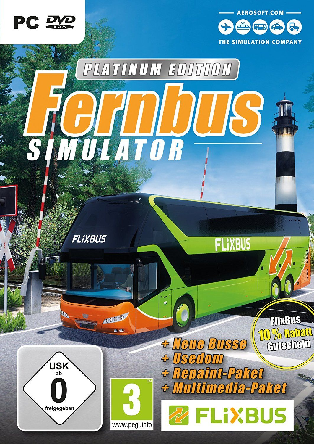 Der Fernbus Simulator - Platinum Edition