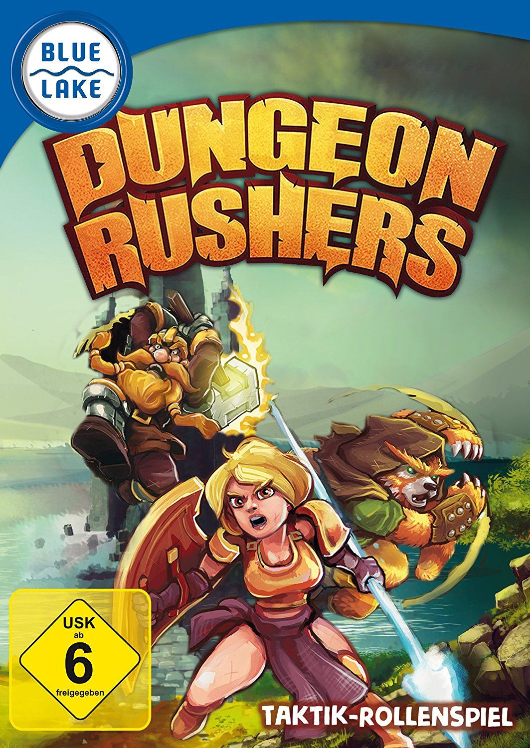 Dungeon Rushers (Blue Lake)