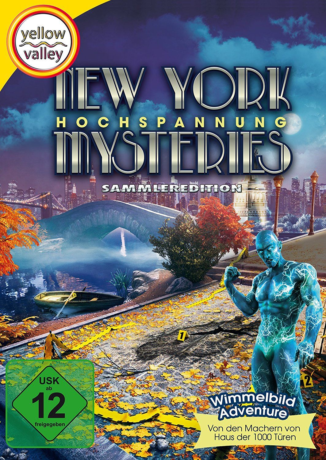 New York Mysteries: Hochspannung (Yellow Valley)