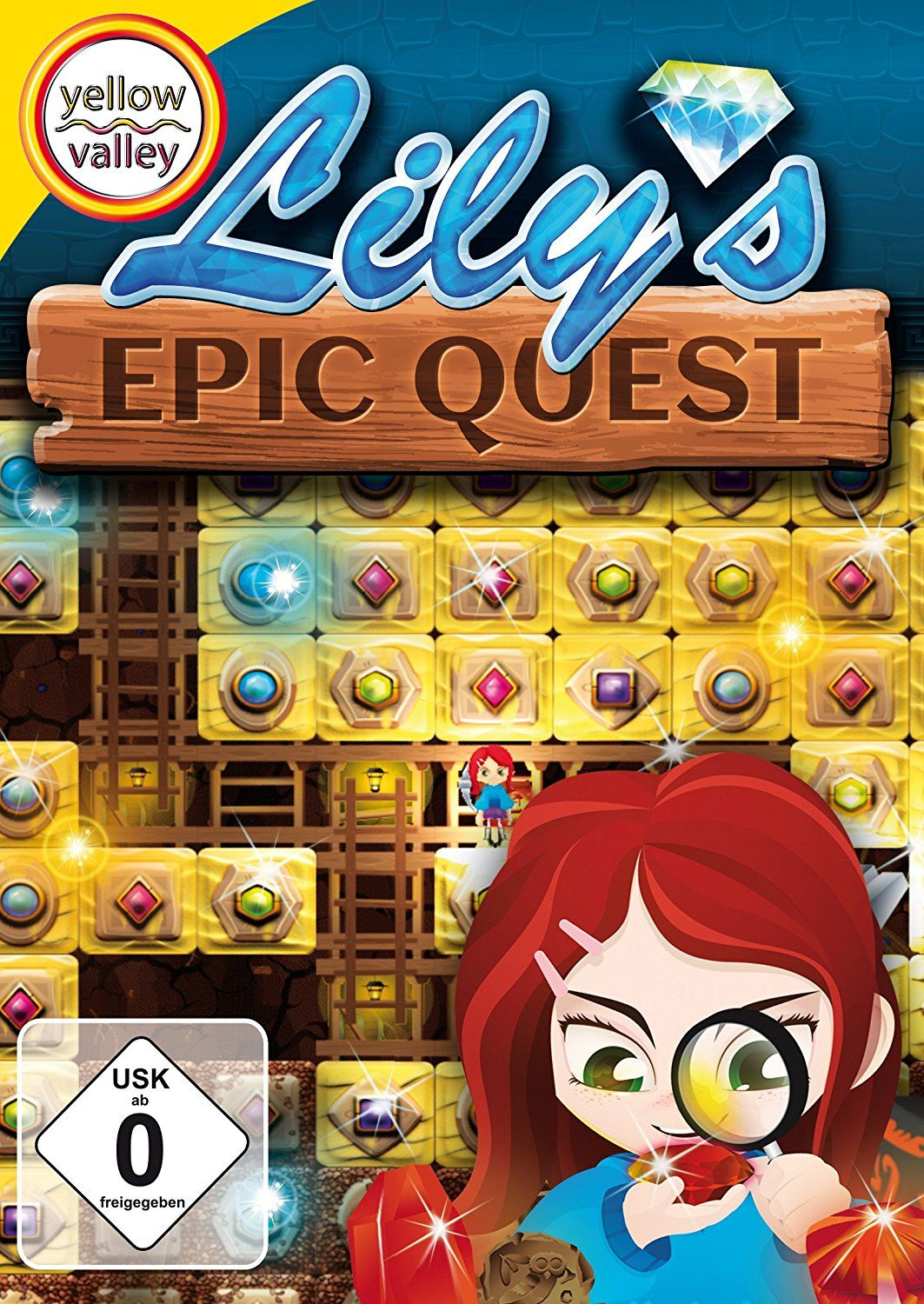 Lily´s Epic Quest (Yellow Valley)