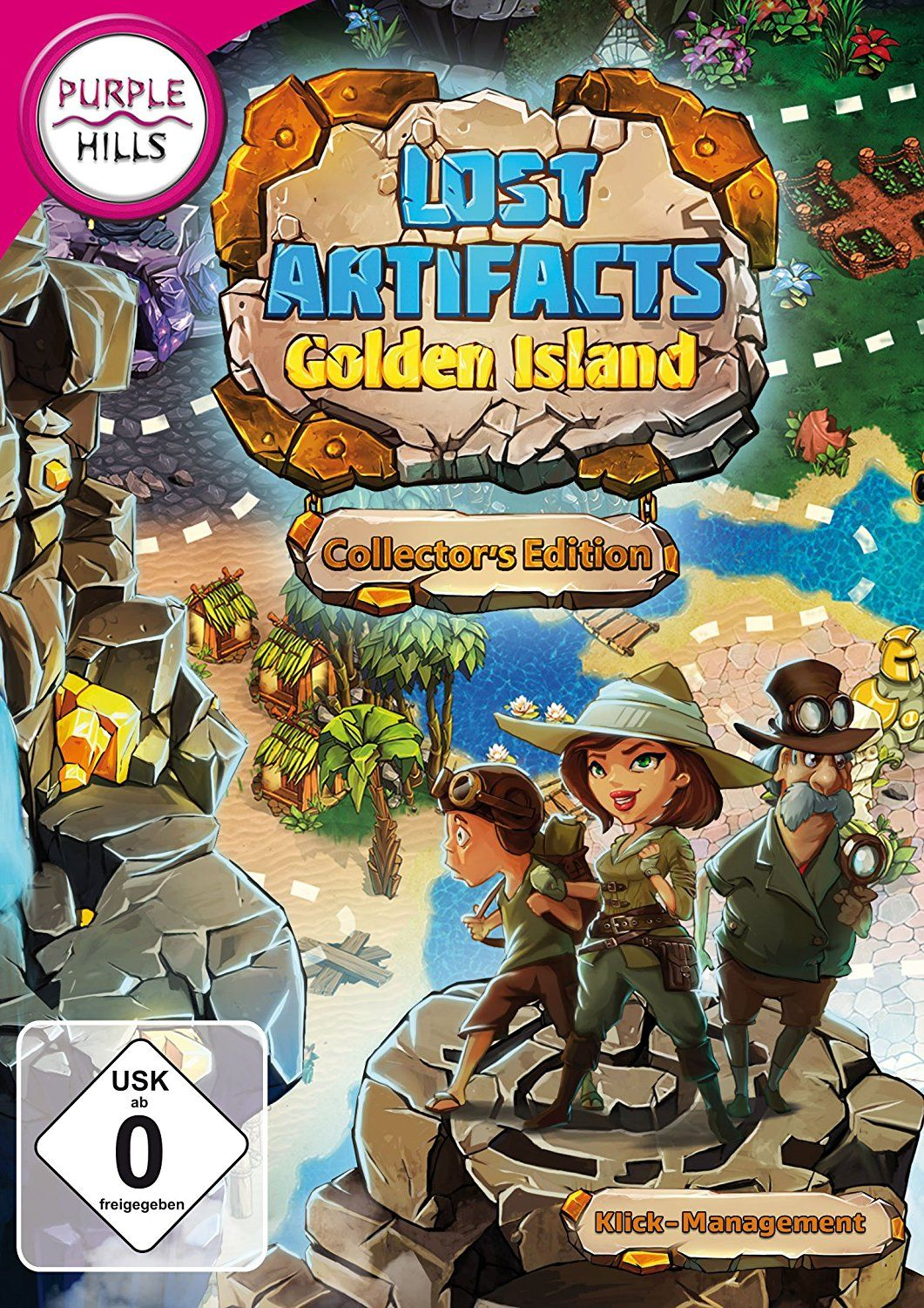 Lost Artifacts: Golden Island - Collector´s Edition