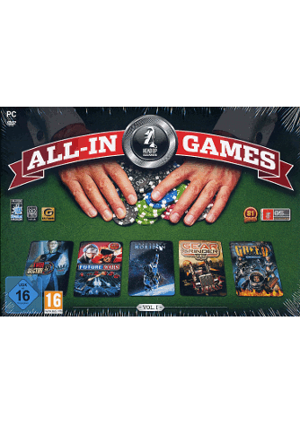All-In Games Vol. 1 - 5 Spiele Compilation