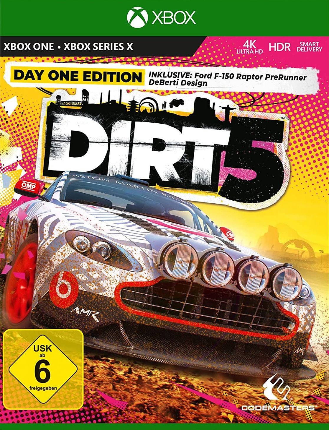 DIRT 5 - DayOne Edition