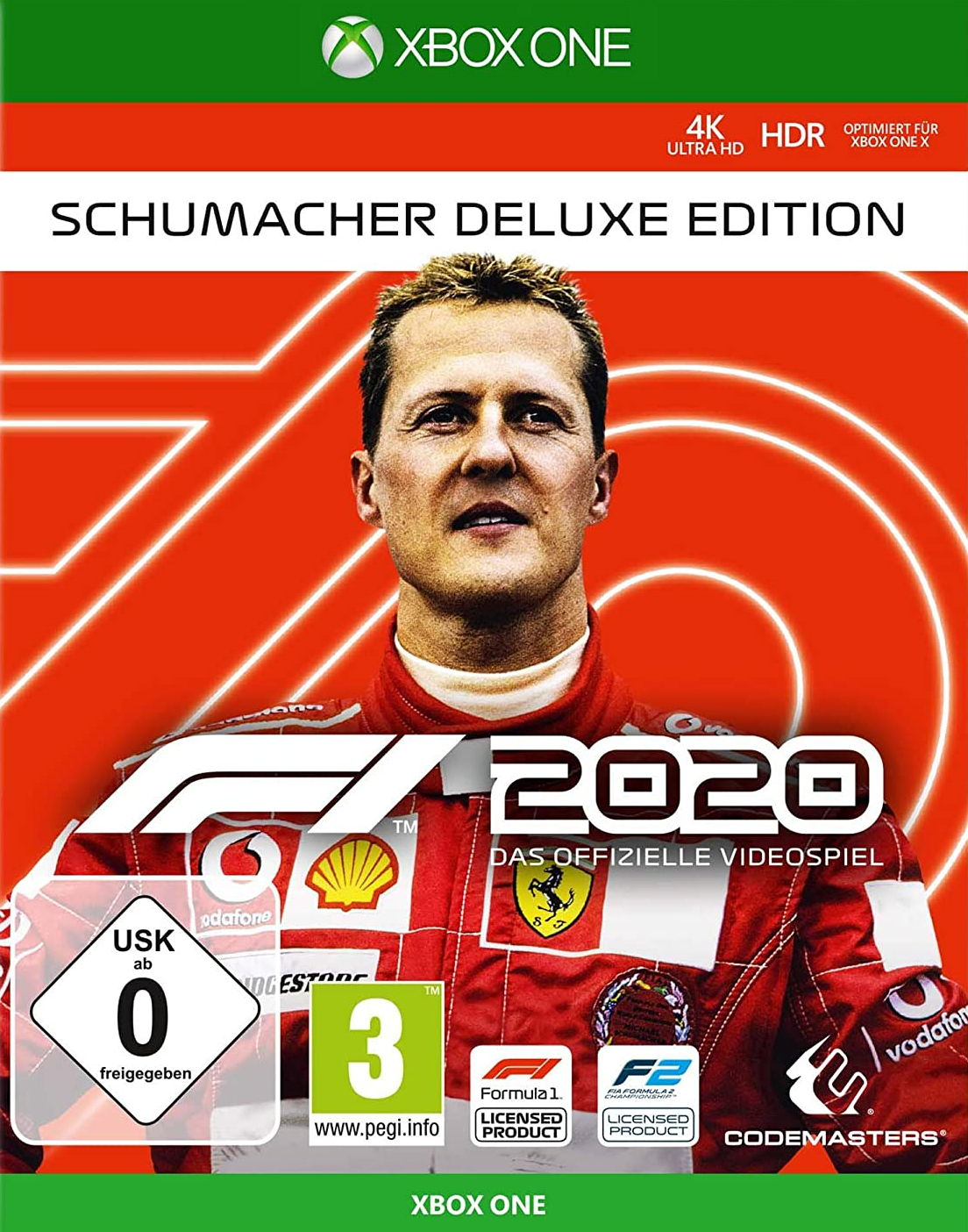 F1 2020 - Schumacher DeLuxe Edition