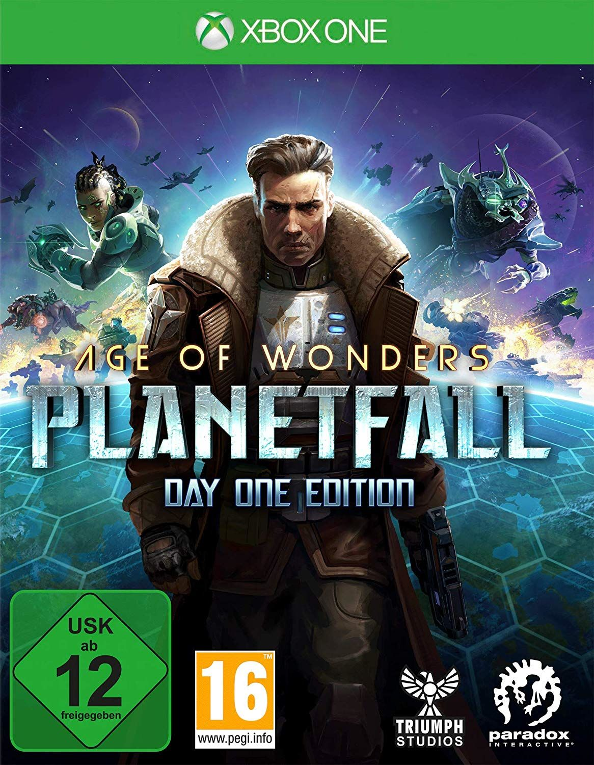 Age of Wonders: Planetfall - DayOne Edition