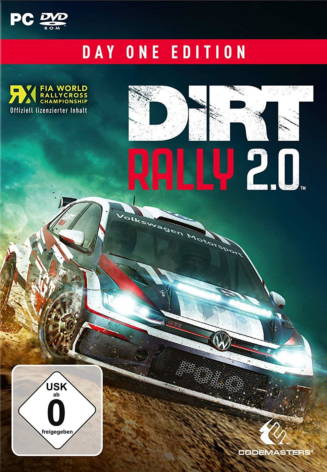 DiRT Rally 2.0 - DayOne Edition