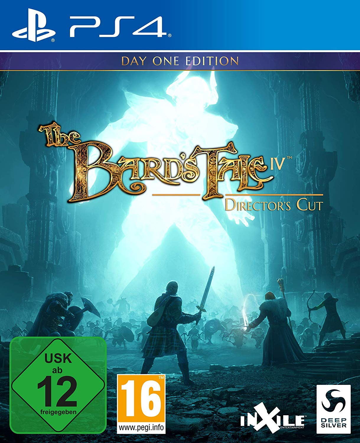 The Bard´s Tale IV: Director´s Cut - DayOne Edition
