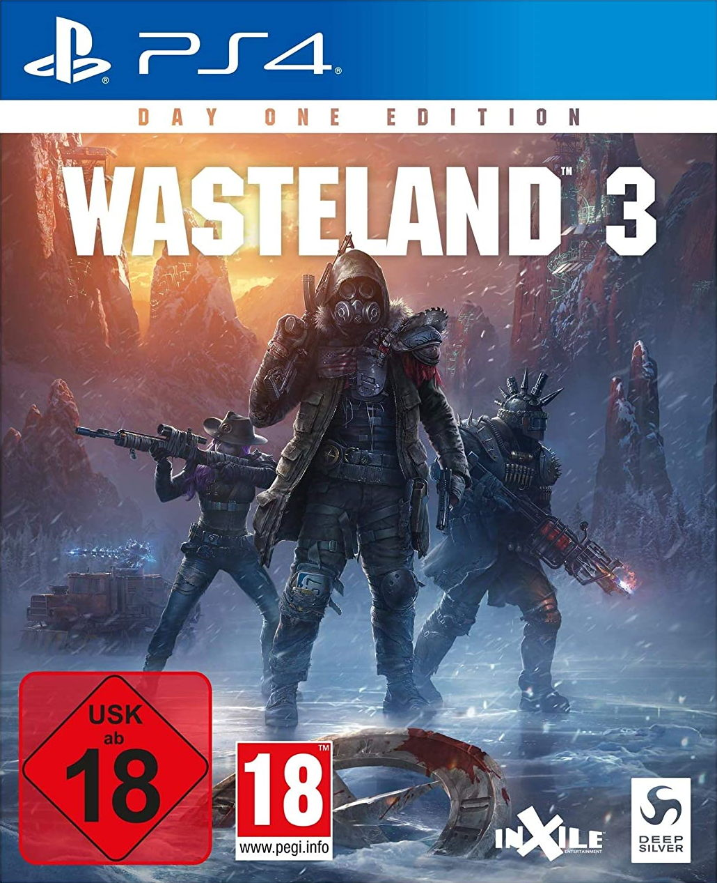 Wasteland 3 - DayOne Edition