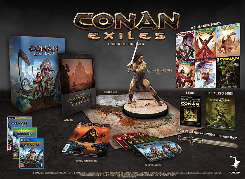 Conan Exiles - Collector´s Edition