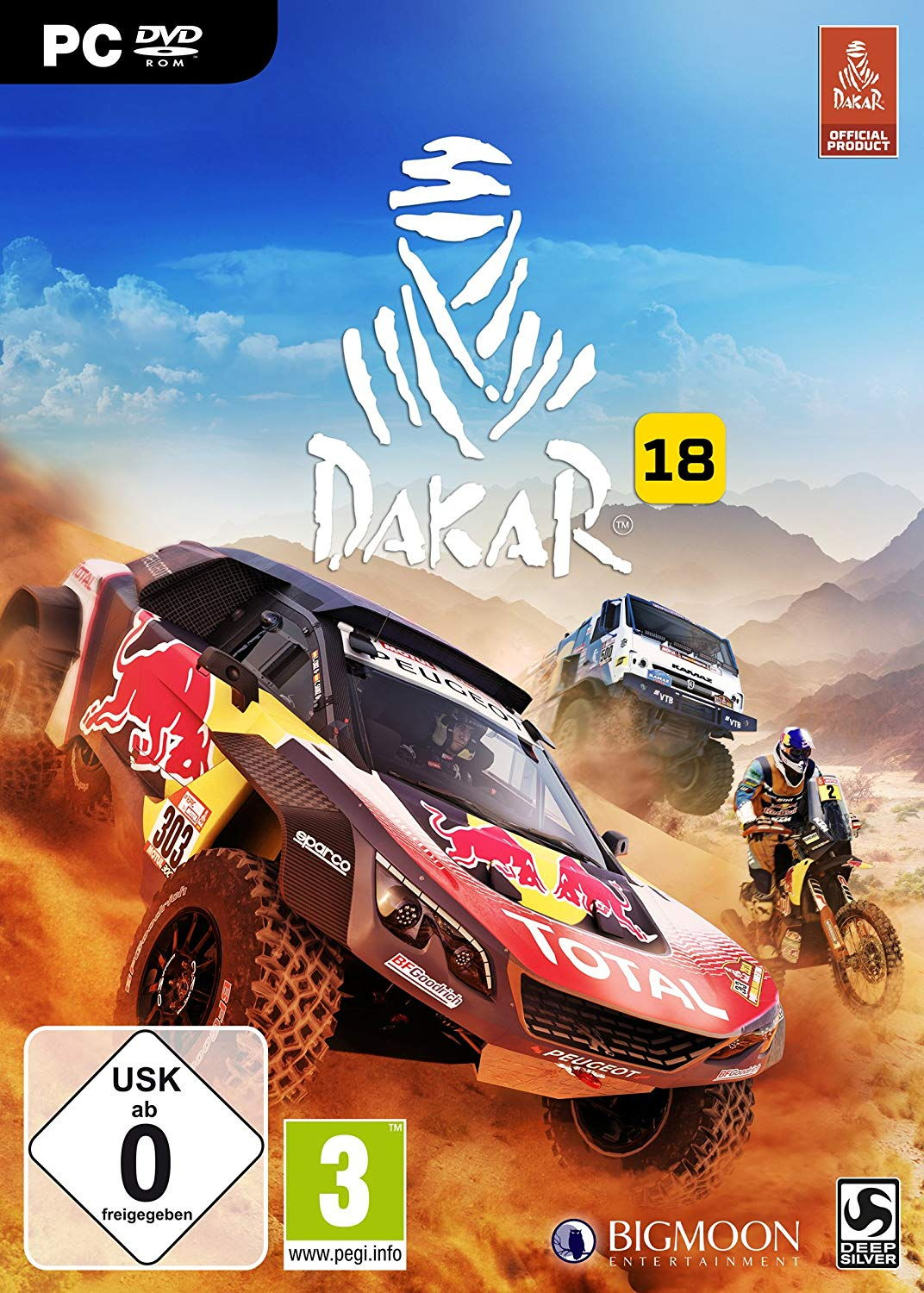 Dakar 18- DayOne Edition