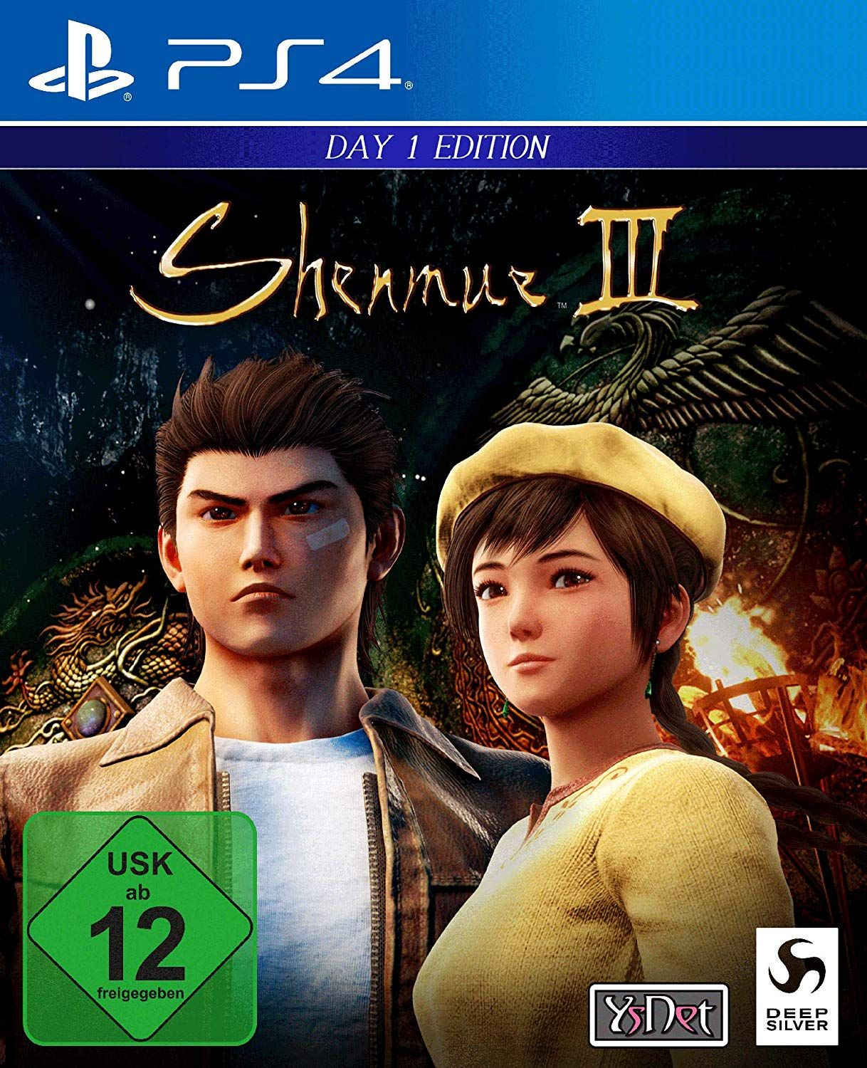 Shenmue III - DayOne Edition