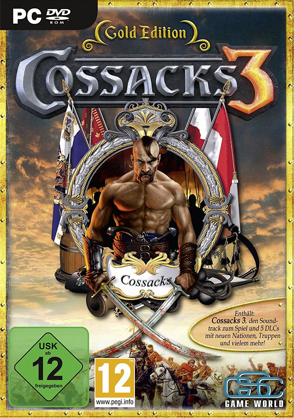 Cossacks 3 - Gold Edition