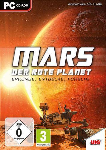 mars der planet